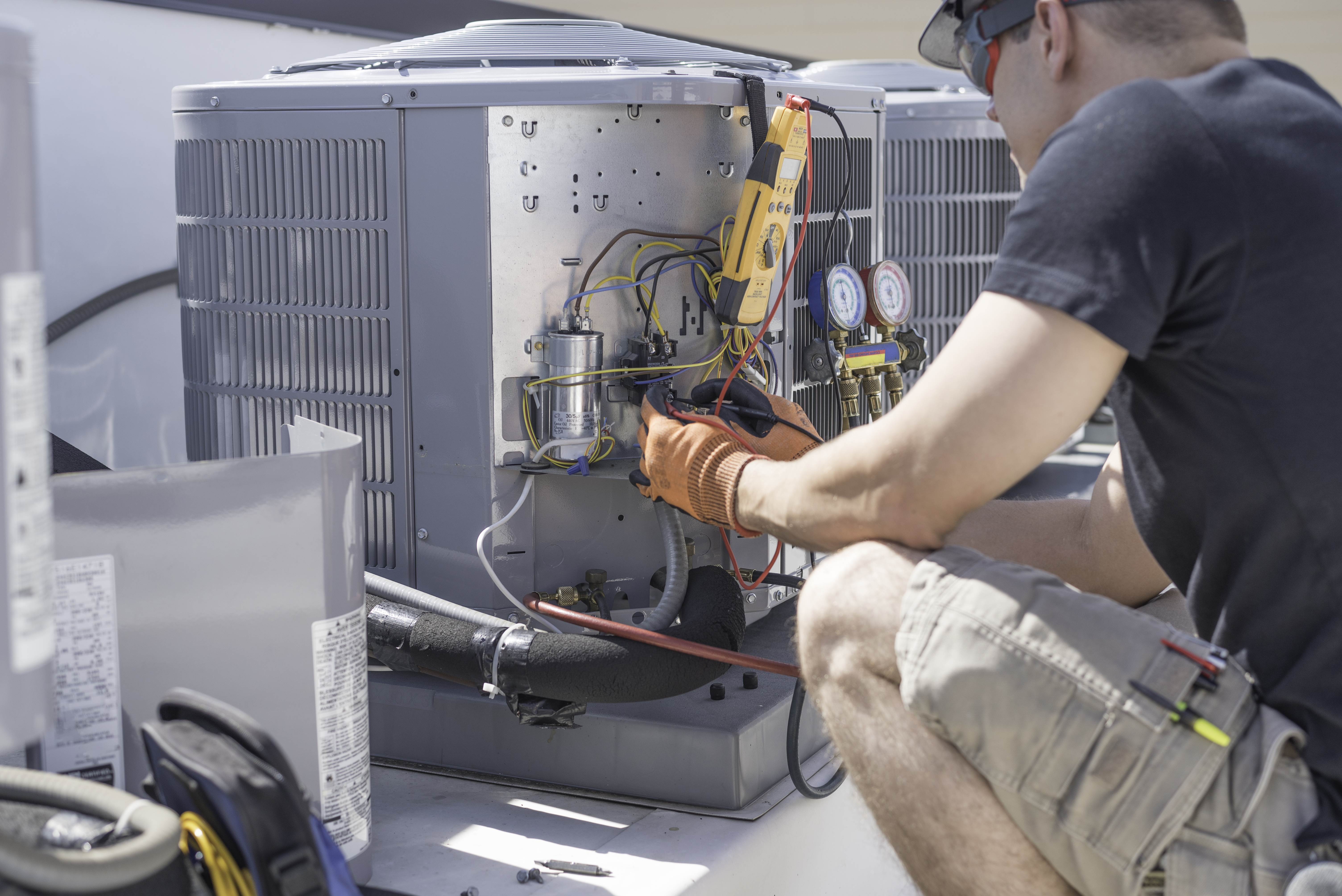 HVAC Service Agreements Asheville ,NC